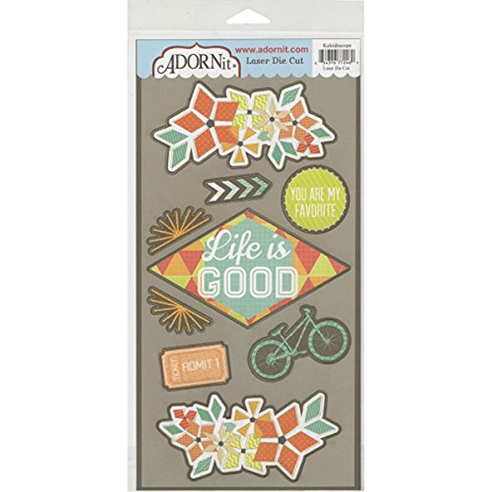 Adorn-It Kaleidoscope Laser Die-Cuts-