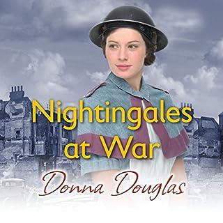 Nightingales at War audiobook cover art
