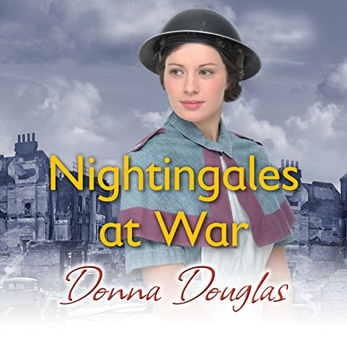 Nightingales at War audiobook cover art