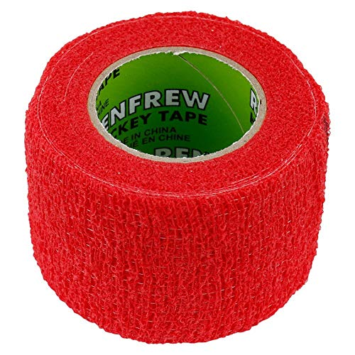 Renfrew Grip Tape 38mm x 5,49m Rot - Eishockey - INLINEHOCKEY - SCHLÄGER