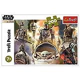 Trefl- Bereit Zum Kämpfen, Star Wars 200 Teile, für Kinder AB 7 Jahren Puzzle, Multicolor (13276)