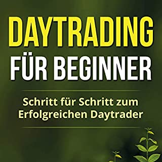 Daytrading für Beginner Titelbild