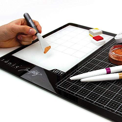 Tonic Studios Tim Holtz Glass Media Mat 23.75