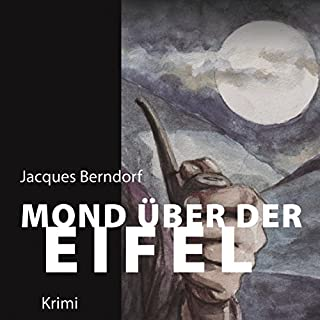Mond über der Eifel Titelbild