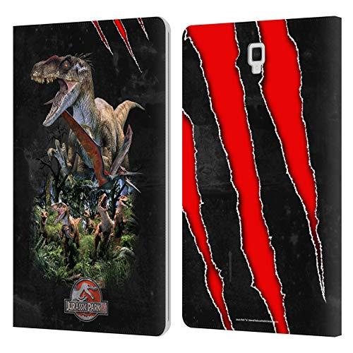 Head Case Designs Oficial Jurassic Park Dinosaurs 3 III Key Art Carcasa...