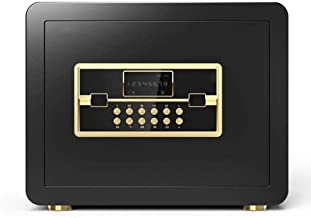 Security Lock Boxes Digital Safes Security, Electronic Password Anti-Theft System Embedded Multi Safes for-Color Safe Box...