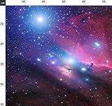 Galaxie, Lila, Sternennebel, Sterne, Himmel, Weltraum, Lila