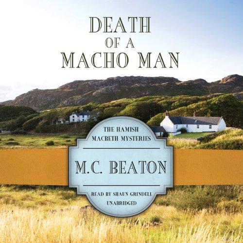 Death of a Macho Man cover art