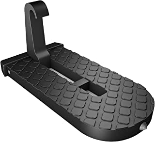 Remaxm veh/ículo enganchado en Forma de U Slam pestillo Puerta con Martillo de Seguridad funci/ón Techo para Coche Jeep SUV
