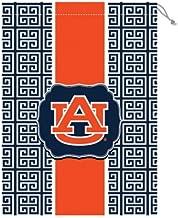 NCAA Auburn Tigers Greek Key Laundry Bag