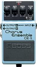 BOSS Stereo Chorus Ensemble Guitar Pedal (CE-5)