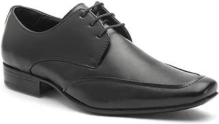 Sapato Social Salazar Preto com Cadarço 422