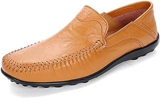 Zapatos Planos Hombre Zapatos Casuales De Negocios Hechos A Mano Mocasines De ConduccióN De Zapatos Hombres
