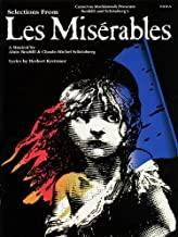 LES MISERABLES VIOLA SELECTIONS FROM