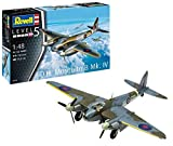 Revell- Maquette d'avion DH Mosquito Bomber, 03923, 1:48 Scale
