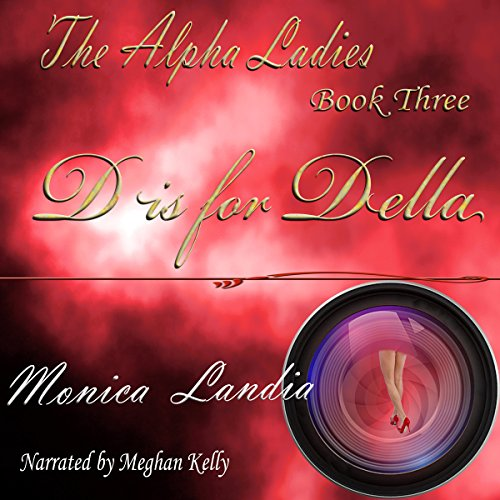 D Is for Della audiobook cover art