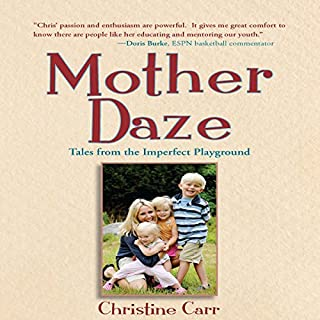 Mother Daze audiobook cover art
