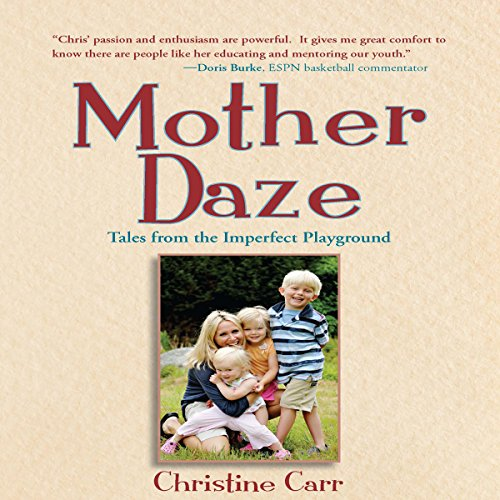 Mother Daze audiobook cover art
