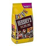 HERSHEY'S Assorted Chocolate Miniatures (HERSHEY'S, KRACKEL, & MR. GOODBAR) Candy, Variety Pack, 35.9 Oz from Hershey Foods