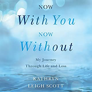 Now With You, Now Without audiobook cover art