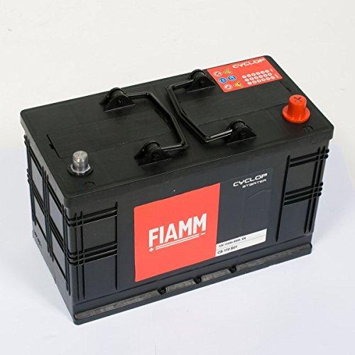 Batteria FIAMM Cyclop EHD, 12V, 110AH, 850A