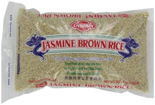 Dynasty Jasmine Brown Rice 5Pound