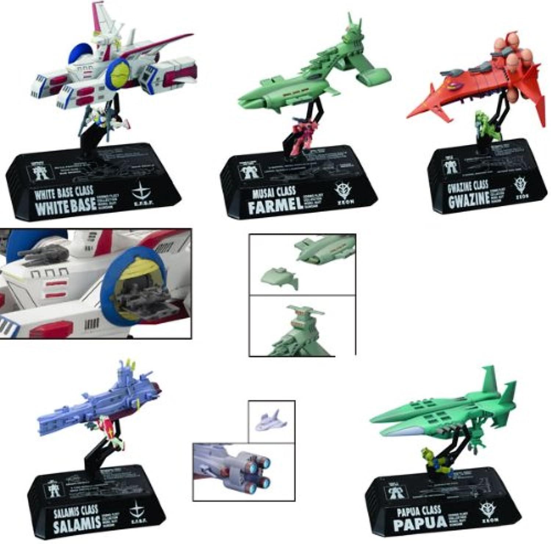 COSMO FLEET COLLECTION - Gundam ACT 1 (1 Random Figure)