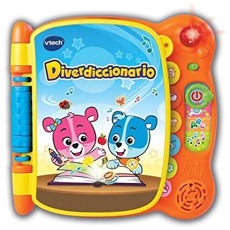 VTech - Magibook Juego Interactivo para Niños, Multicolor (80 ...