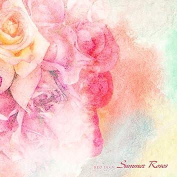 여름 장미