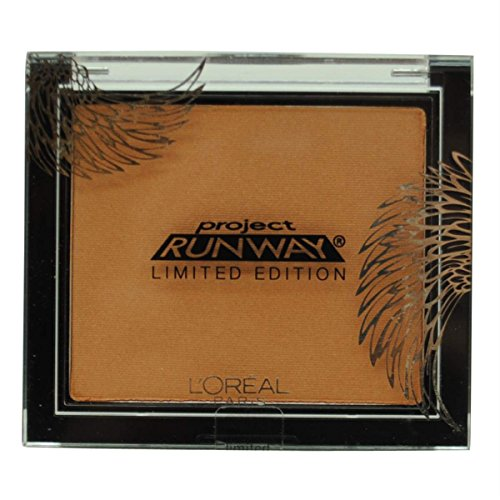 L'oreal Super Blendable Blush Project Runway Edition,625 Audicious Amazon`s Blush by L'Oreal Paris