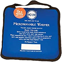 K&H Pet Products Microwavable Pet Bed Warmer Blue 9