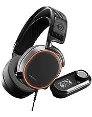 Steelseries Arctis Pro Gamedac Gaming Headset, Gecertificeerde Hi-Res Audio, met kabel, Zwart