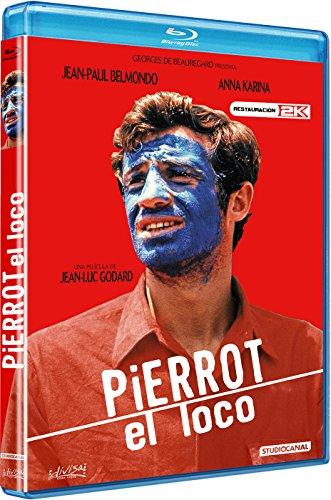 Pierrot el loco [Blu-ray]