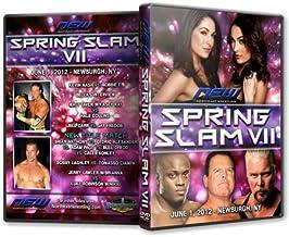 Northeast Wrestling Spring Slam 2012 DVD
