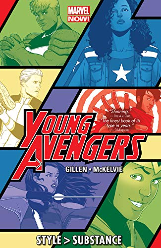 young avengers vol 1 - 2