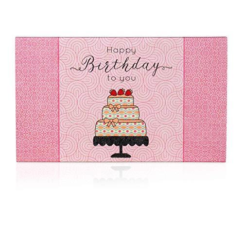 Naturkosmetik Geburtstagsgeschenk, 3 Handcremes mit Bio-Ölen in Reisegrößen im zauberhaften Geschenkkarton, ideales kleines Geburtstagsgeschenk