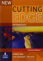NEW CUTTING EDGE INTERMEDIATE: STUDENT BOOK+MINIDICTIONARY