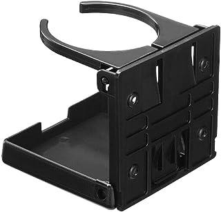 USNASLM Universal Folding Cup Drink Holder Can Bottle Organizer Adjustable Car Door Backseat Water Cup Holder,for Car Truc...