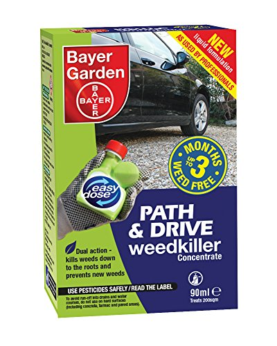 Bayer Garden Path and Drive Weedkiller Concentrate, 90 ml