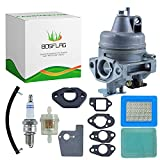 16100-Z0J-013 Carburetor Tune-Up Kit for Specific Honda GC160 GC160A GC160LA and GC160LE Engines