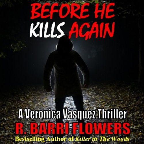 Before He Kills Again audiobook cover art