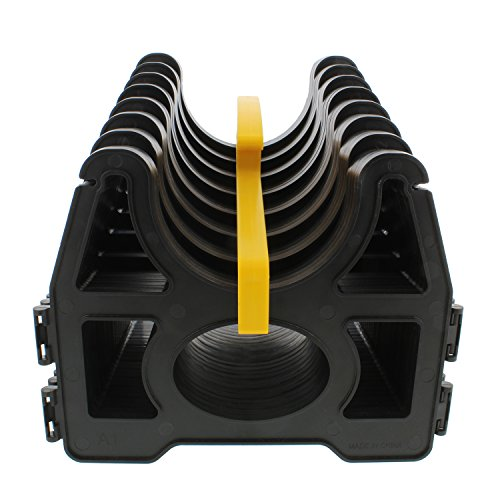 ABN Sewer Hose Support, 15ft (4.6m) – Support System for RV, Camper, Travel Trailer Sewage Flow Down Line Cradle