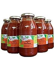 Chef Service Tomato Puree - 6 piezas