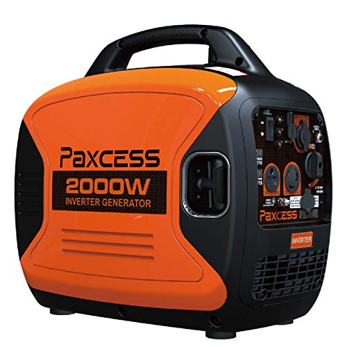 ROCKPALS 2000 Watt 2KW Portable Inverter Generator