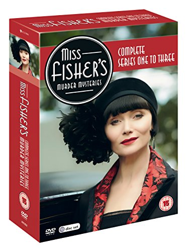 Miss Fisher's Murder Mysteries: Series 1-3 [DVD] [UK Import]