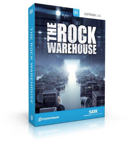 Toontrack Rock Warehouse SDX Toontrac