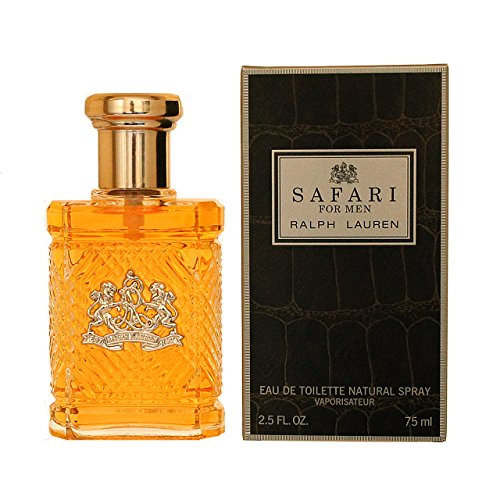 Safari for Men By Ralph Lauren Eau-de-toilette Spray, 2.5-Ounce
