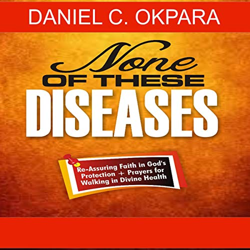 None of These Diseases audiobook cover art