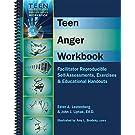 Teen Anger Workbook - Facilitator Reproducible Self-Assessments, Exercises & Educational Handouts (Teen Mental Health & Life Skills Workbook)