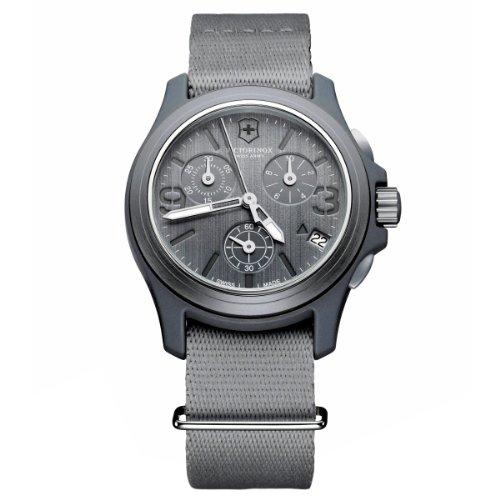 Victorinox Swiss Army - 241532 - Montre Homme - Quartz Chronographe - Chronomètre/Aiguilles...